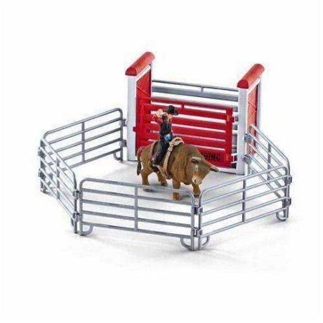 schleich-41419-bull-riding-with-cowboy